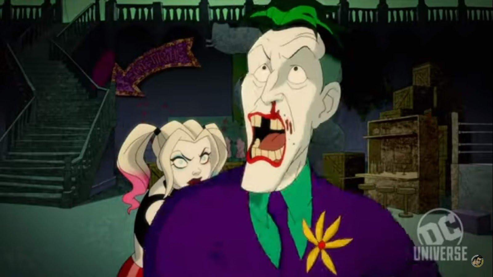 ¿La serie animada de Harley Quinn llegará a otros países?