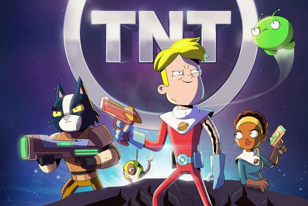 Final Space serie animada