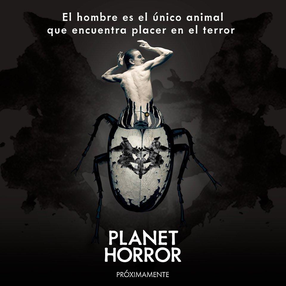 Planet Horror: la primera plataforma de contenido de terror
