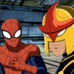 Series del universo animación de Marvel