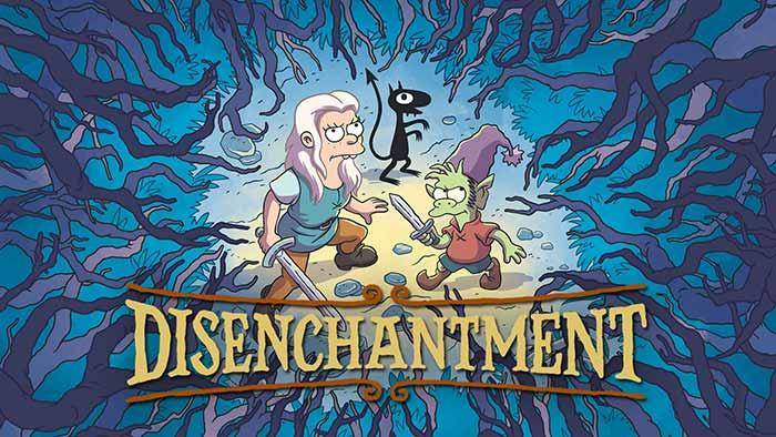Desencanto serie animada