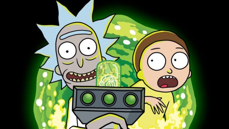 Rick y Morty serie