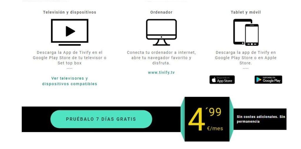 Tivify, la revolución del entretenimiento