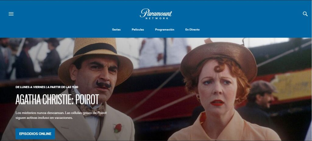 Paramount Network y su servicio de streaming gratuito