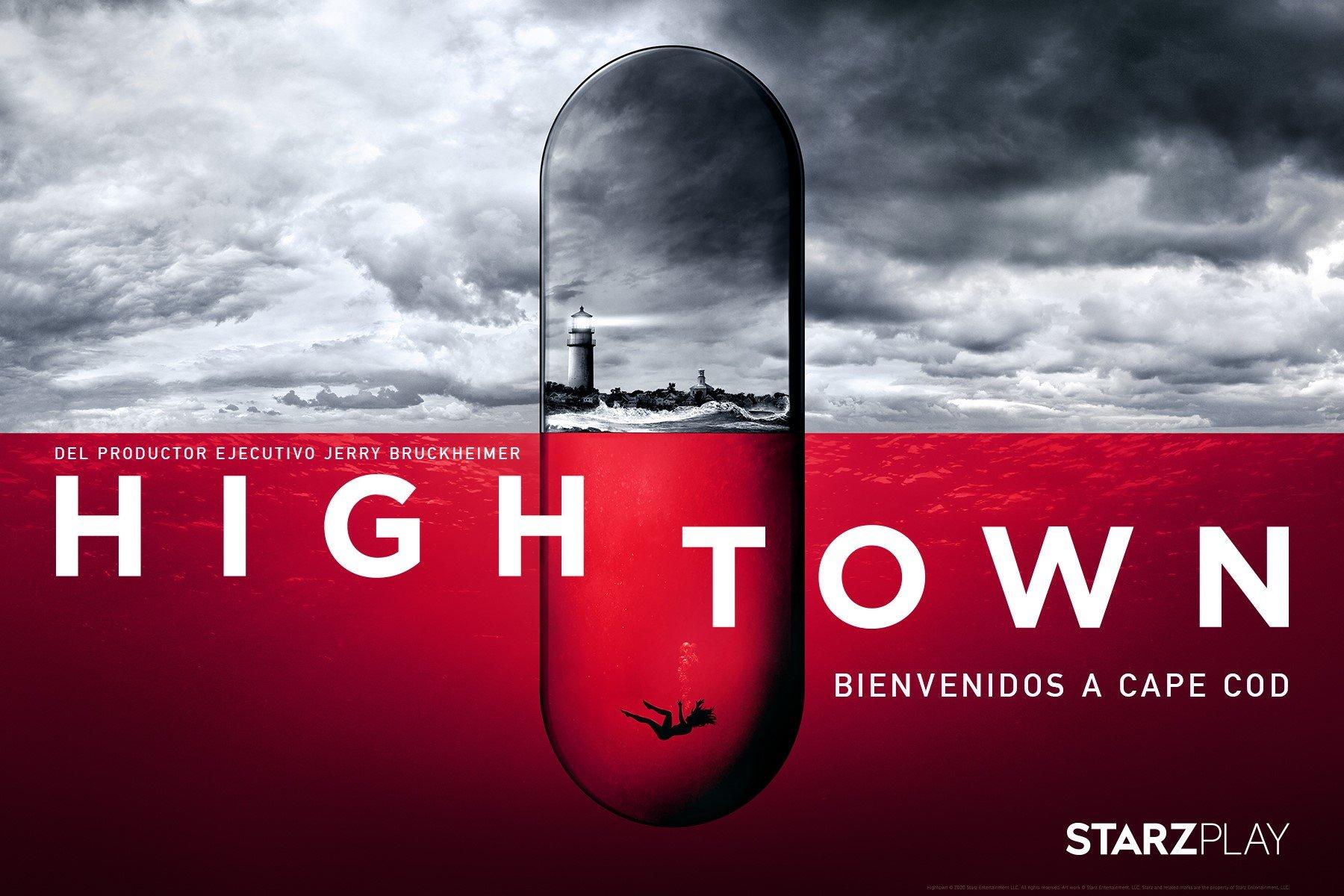 Hightown: el crimen está a la orden del día