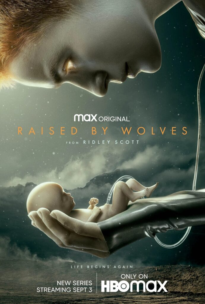 Raised by Wolves será la nueva serie de Ridley Scott para HBO Max