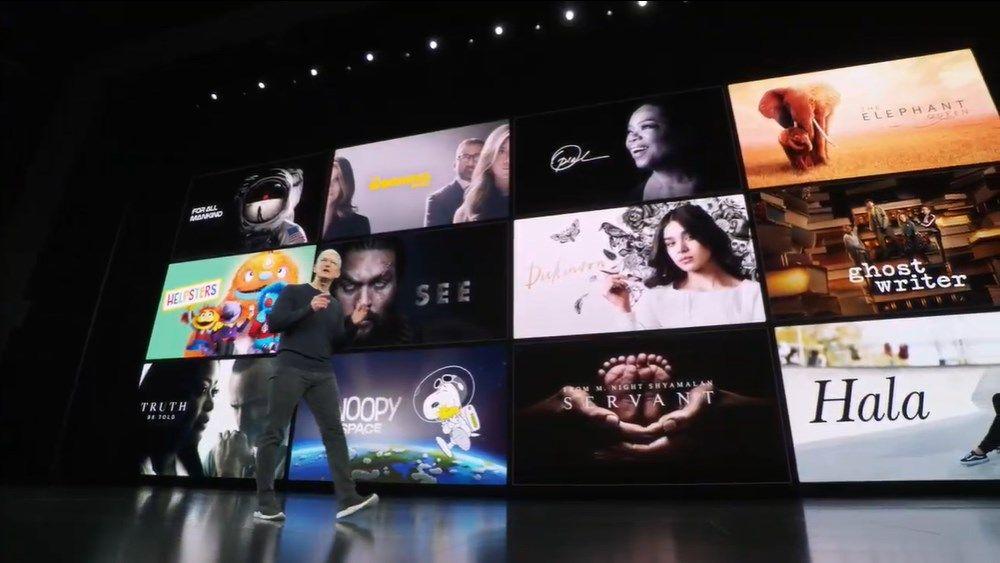 Los próximos estrenos que llegarán al catálogo de Apple TV Plus