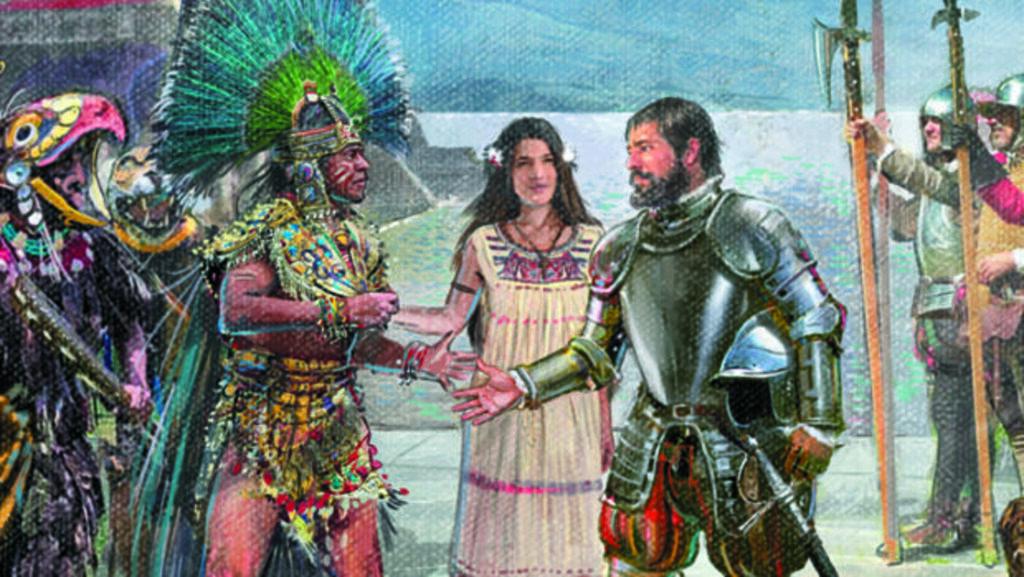 Amazon cancela la serie de Cortés y Moctezuma por el coronavirus