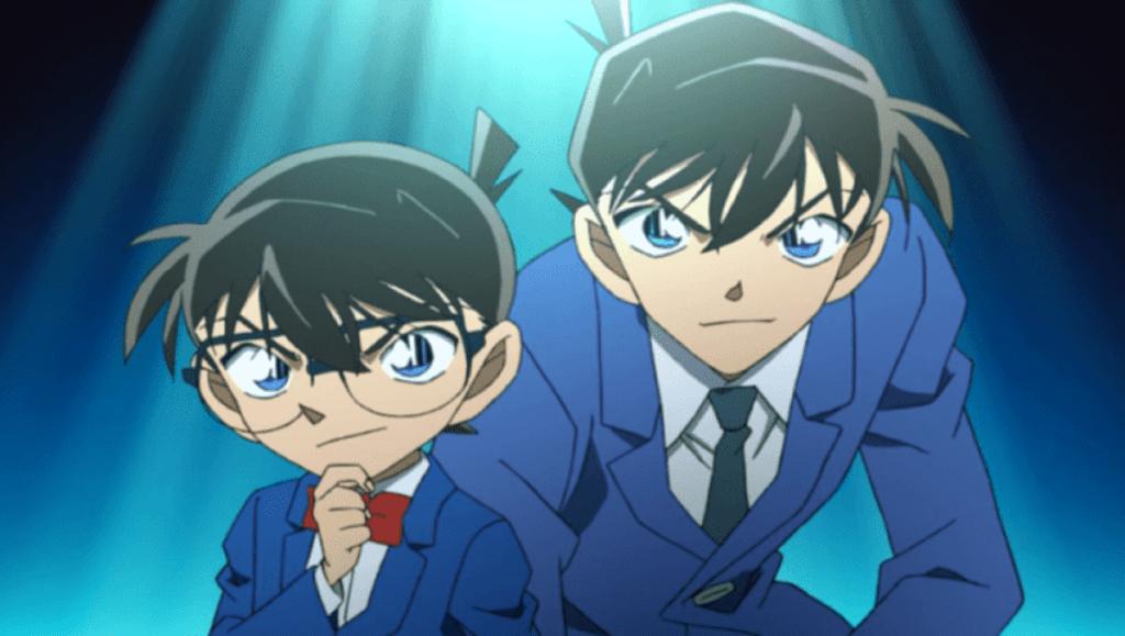 El anime de Detective Conan llega a Crunchyroll España