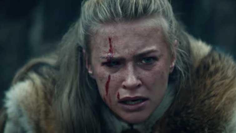 Netflix nos muestra el primer tráiler de su serie original Bárbaros