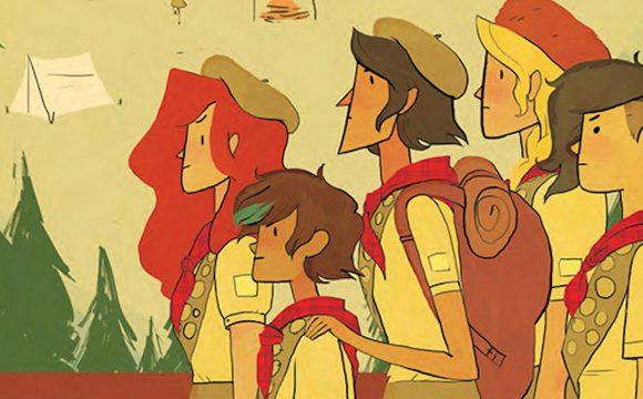 HBO Max realizará una serie animada sobre el cómic de leñadoras