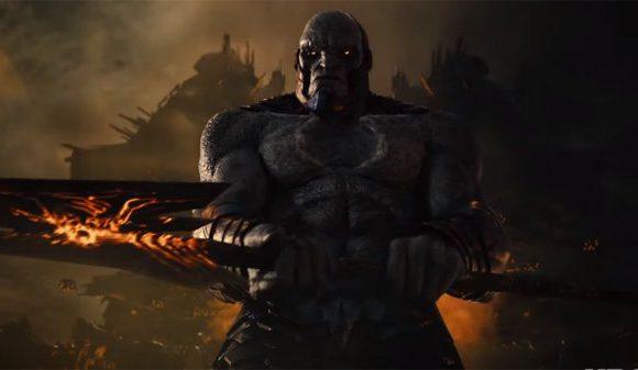 Zack Snyder nos presenta el tráiler de Justice League en Blanco y negro