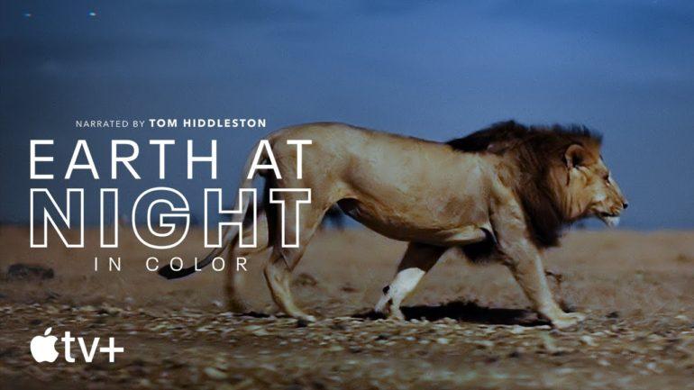 Apple TV+ nos presenta el tráiler de Earth at Night in Color