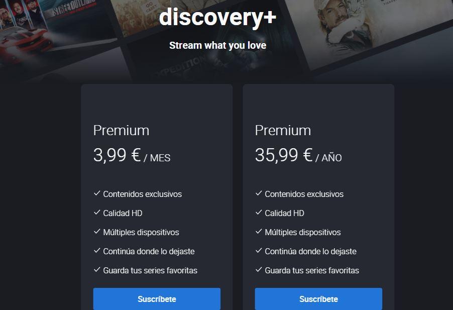 Discovery+ llega a nuestro país para complementar nuestro ocio