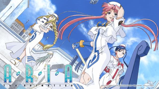 La película anime Aria The Crepuscolo tiene un nuevo vídeo promocional