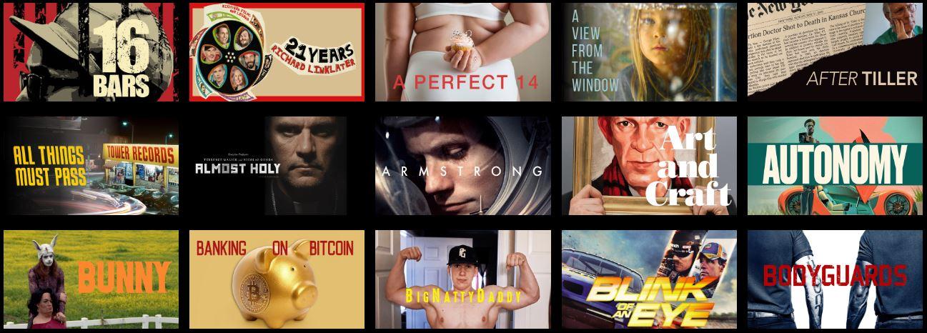 Documentary+ es la plataforma para ver documentales totalmente gratis