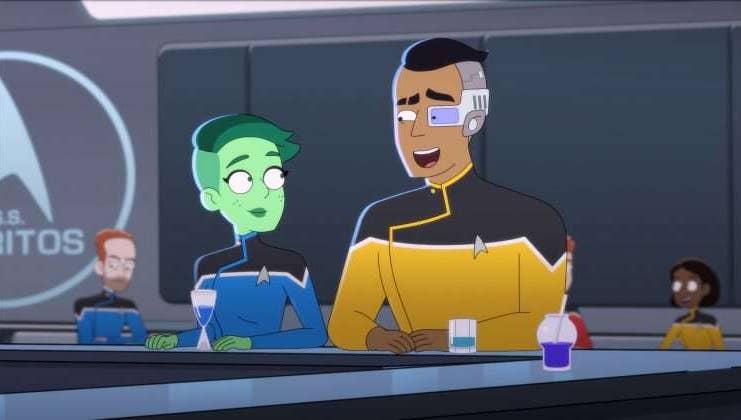 Star Trek: Prodigy llegará a Paramount+ antes que en Nickelodeon