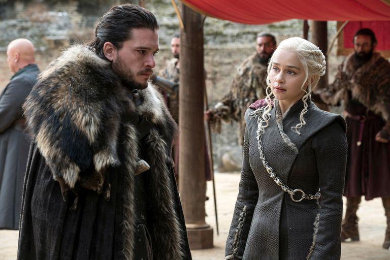HBO ha compartido las primeras imágenes de La Casa del dragón