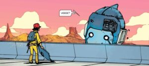 Netflix producirá el anime Mech Cadets