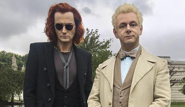 Prime Video renueva por una segunda temporada la serie Good Omens