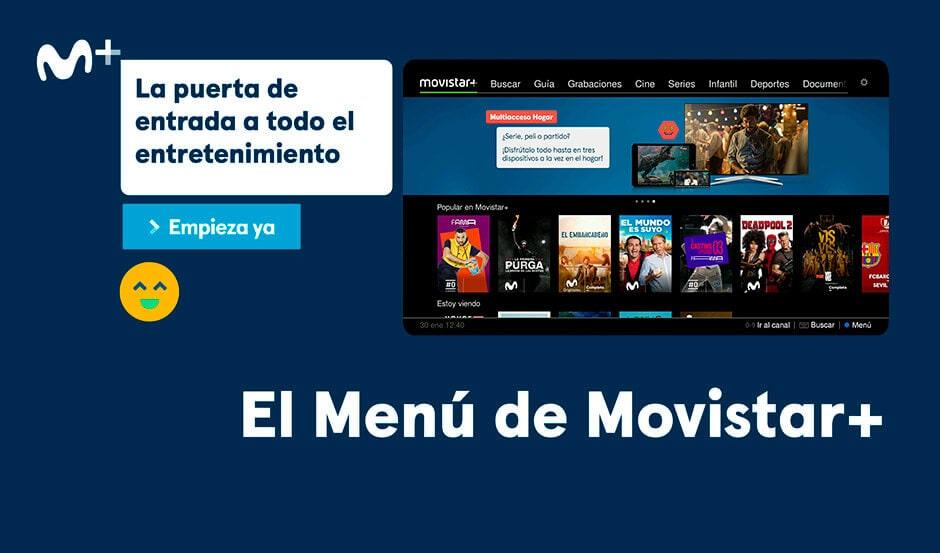 Movistar+ incorpora 9 canales de prueba