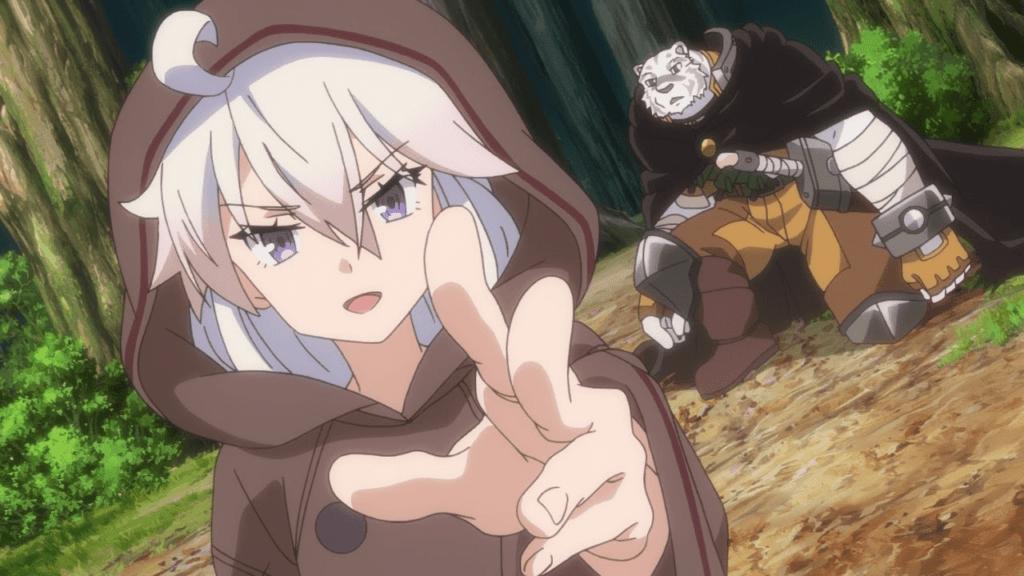 El anime de ¨El mágico libro de Zero¨ llega a Netflix