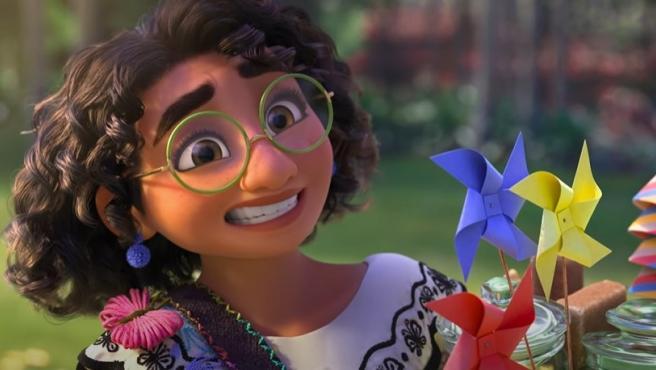 Disney presenta el teaser tráiler de Encanto