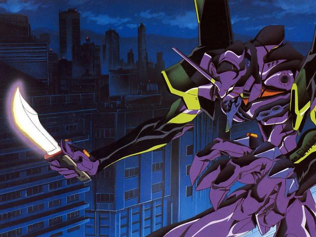 Prime Video traerá en exclusiva la última película de Evangelion