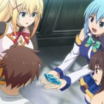 Jonu Media consigue la licencia del anime Konosuba
