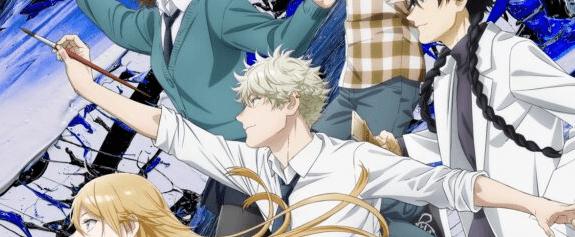 Netflix traerá en exclusiva el anime Blue Period