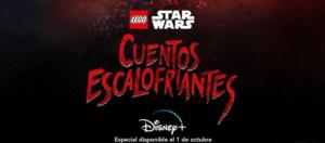 """Disney+ comparte el tráiler del especial de halloween """"LEGO Star Wars Cuentos Escalofriantes"""""""