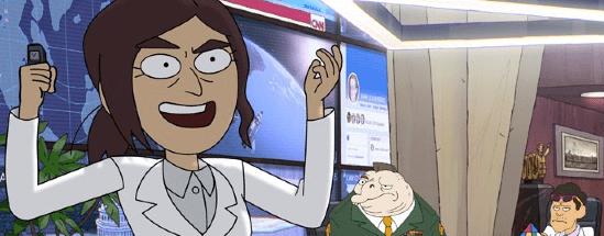 La serie animada Inside Job llegará a Netflix