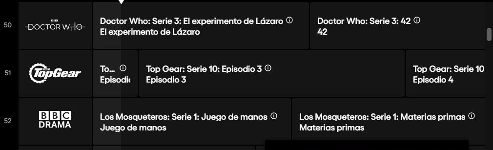 Pluto TV añade los últimos tres canales del mes de septiembre