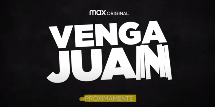 HBO nos presentan el primer teaser de Venga Juan